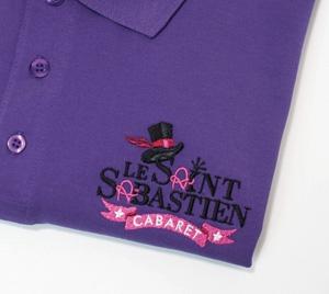 T-shirt Saint Sabastien